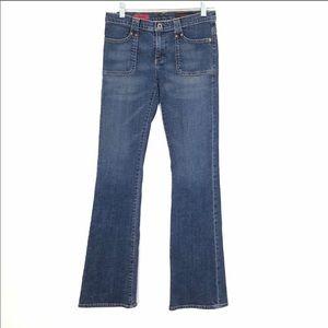 AG The Logic Bootcut Jeans Medium Wash